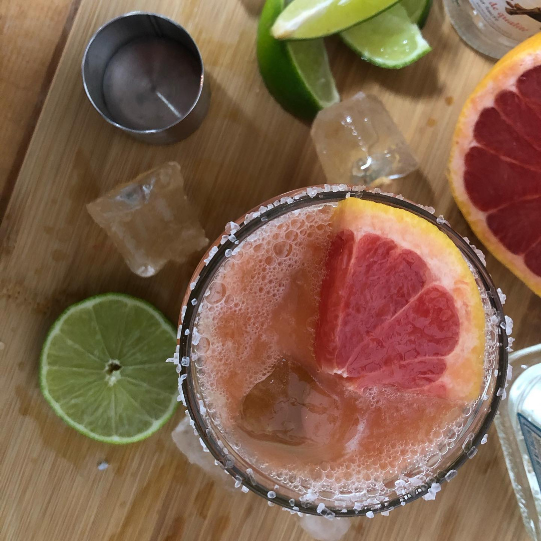 Grapefruit Magarita