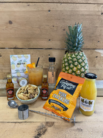 Mai Tai (snacks can be added at checkout