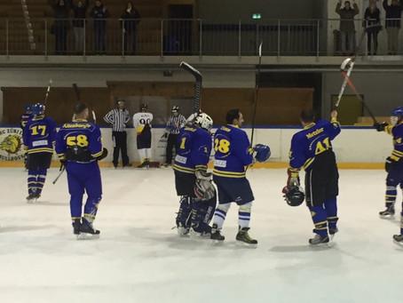 SC Nord Star Flames zu stark - 3:8