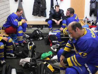 Unentschieden im Spitzenspiel gegen HC Condors