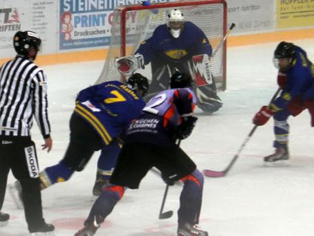 Zweiter Sieg im 2. Spiel: 5:2 gegen The Penguins