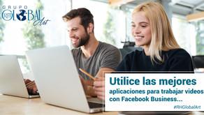 10 aplicaciones para trabajar con imágenes y videos en Facebook Business