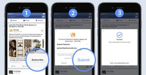 Genere Lead con Facebook