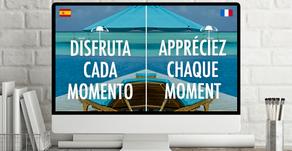Wix integra el Multilingüe