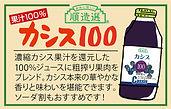 順造選 名刺サイズPOP 500mlカシス100.jpg