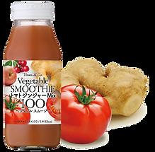 Dean&Co.、トマト、ジンジャー、ベジタブルスムージー、スムージー、100%