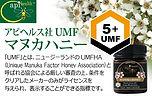 マヌカハニー名刺サイズPOP マヌカハニー.jpg