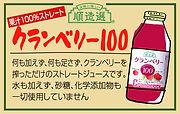 順造選 名刺サイズPOP 500mlクランベリー100.jpg
