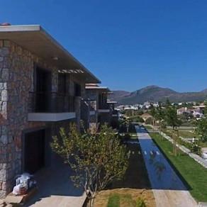 Özberk İnşaat-Burgaz 10 Villa / Datça