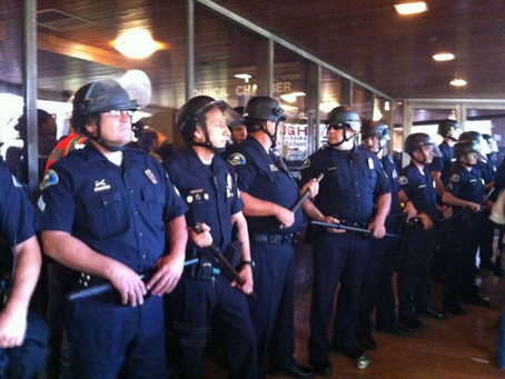 Slingshot: Is OC Becoming More Critical of Cops?