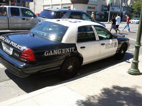 Slingshot: Santa Ana Police Union Solicits Vote of No Confidence Against Chief