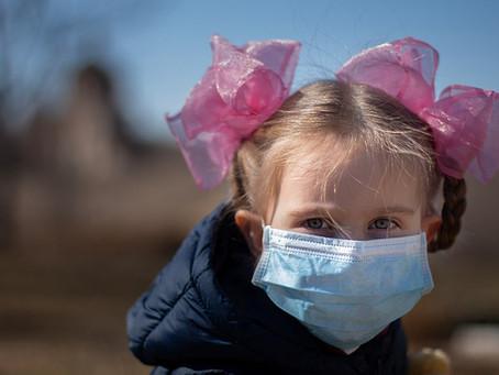 Slingshot: Deeming Masks at School 'Child Abuse,' OC Parents Tee Up Protest