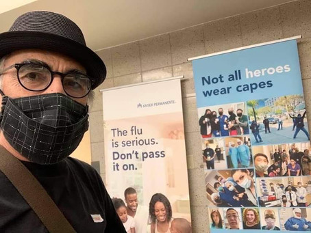 Slingshot: A Latino Takes a Shot at Covid Vaccine for His Community