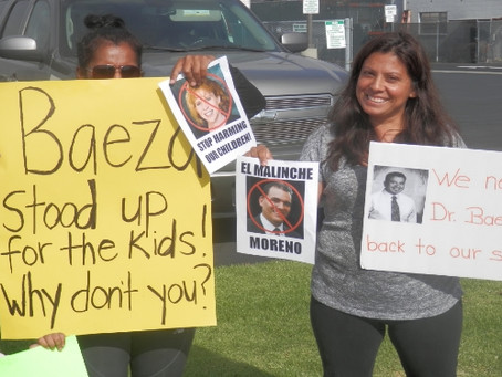 Latino Parents Demand Answers in Vain Over Anaheim Principal Demotion
