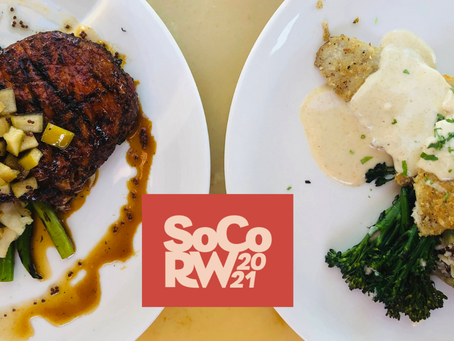 Poppy & Vine's 2021 Picks for SoCo Restaurant Week