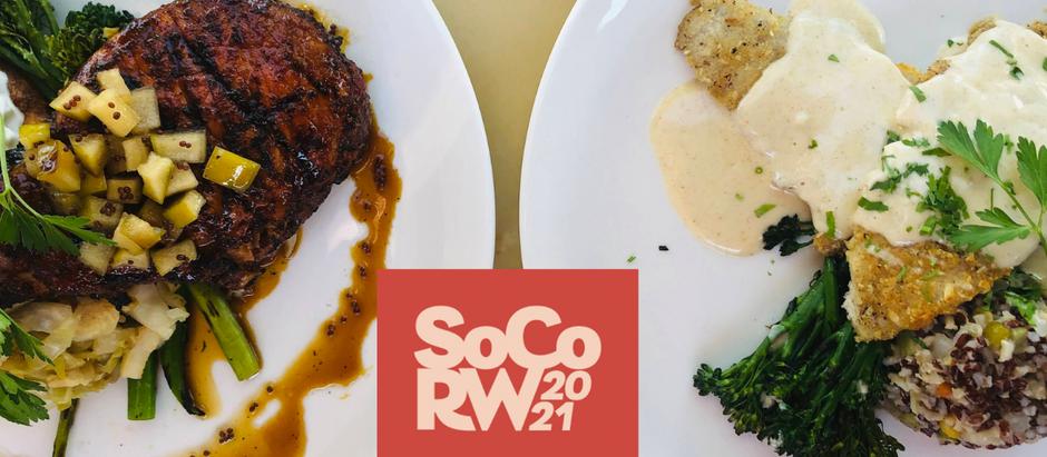 Poppy & Vine's 2021 Picks for SoCo Restaurant Week
