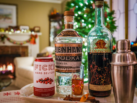 Cocktail Hour: What We're Serving This Holiday Season