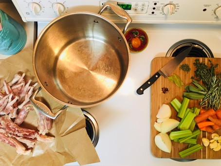 Kitchen Staples - Chicken Stock
