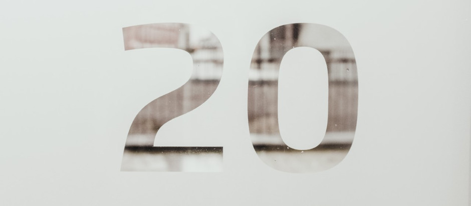 A Quick Decade in Review