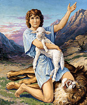 The Lion, the Bear & the Shepherd – Narrative of a Sheep (Psalm 23) – PART 2