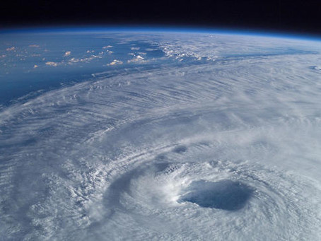 I hope your hurricane misses you! But if not…