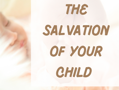 7 Prayers every Mother should say for their Children