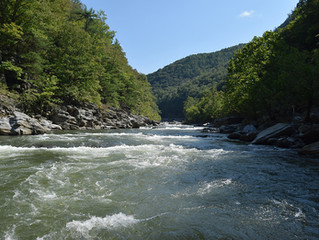Dear TDEC:  Protect the Nolichucky River!!!