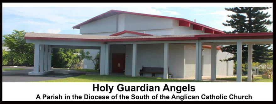 Holy Guardian Angels Anglican Catholic Church
