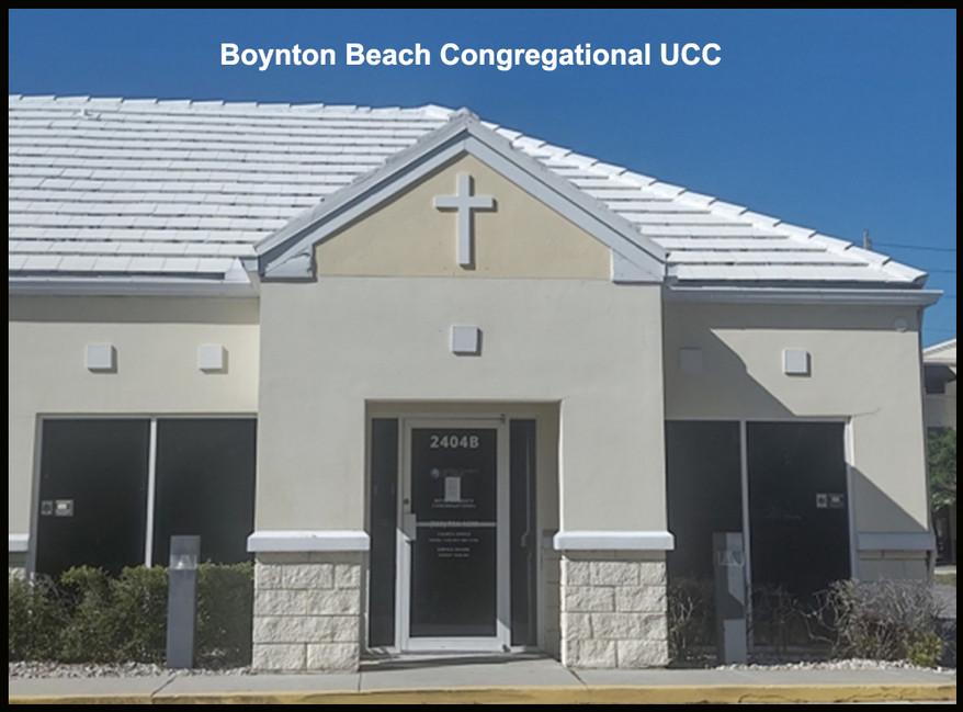 Boynton Beach Congregational UCC