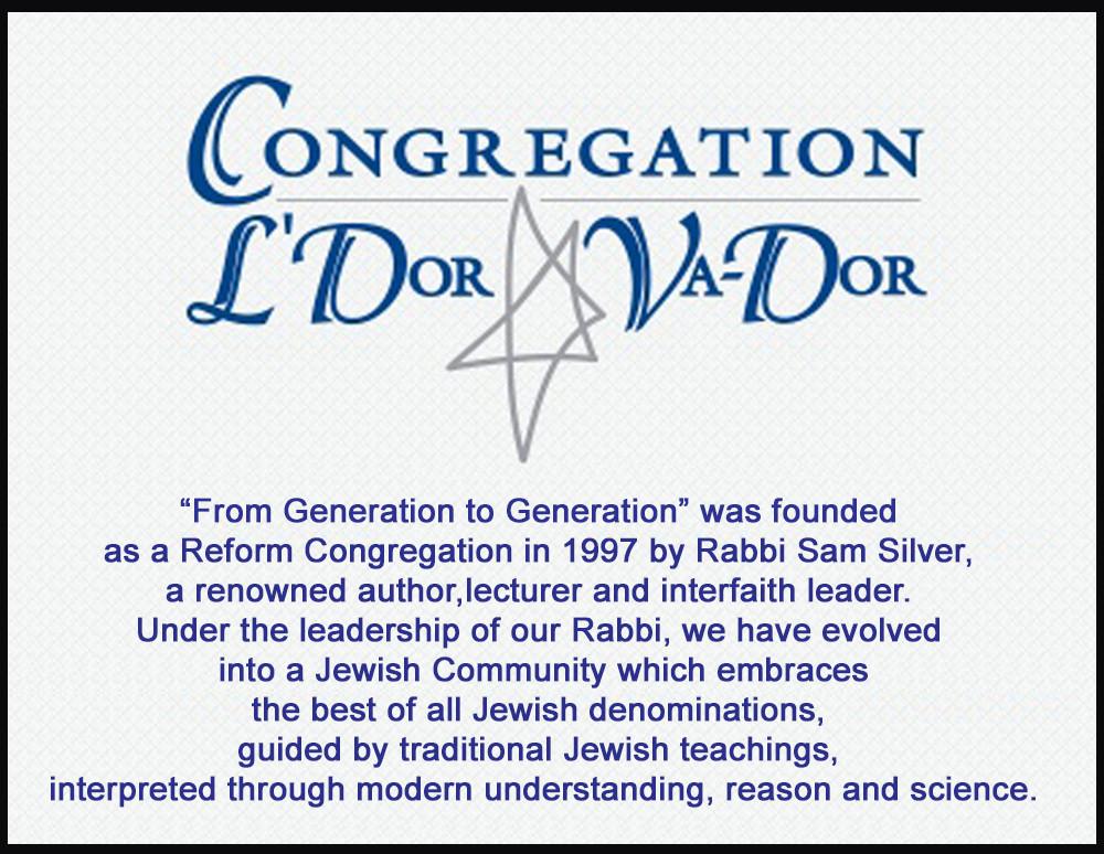Congregation L'Dor Va-Dor