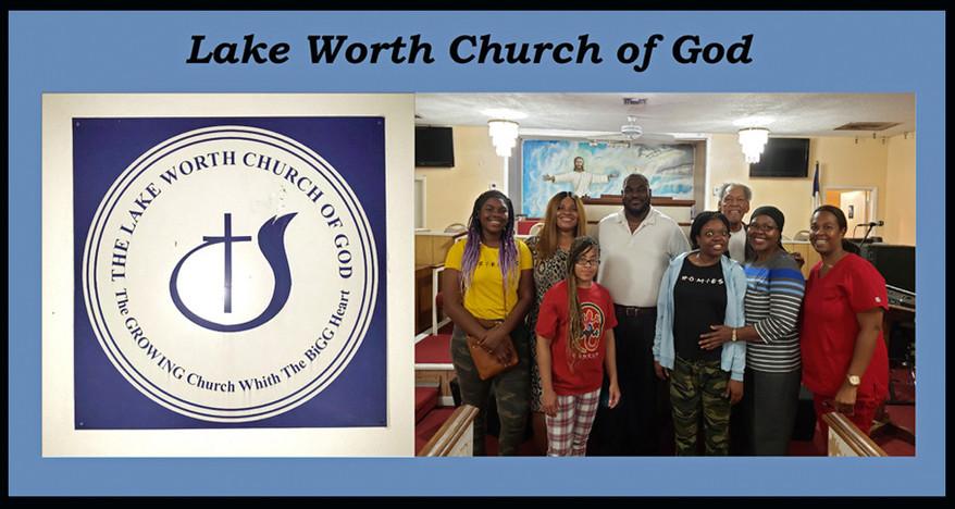 The Lake Worth Church of God