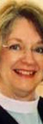 Rev. Patricia Masterman, Founding Board Member, Director