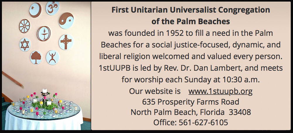 First Unitarian Universalist Congregation of the Palm Beaches