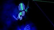 led Stilt Robot