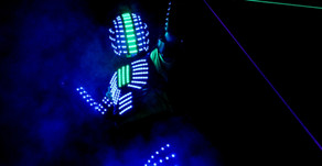 LED Dancers & Robots – Perfect For Festivals, Raves, Light Shows