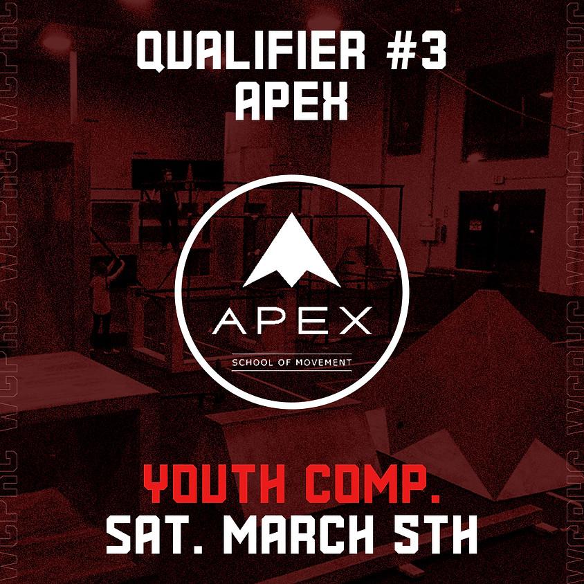 Apex San Diego - Qualifier 3/8 (Youth Comp.)