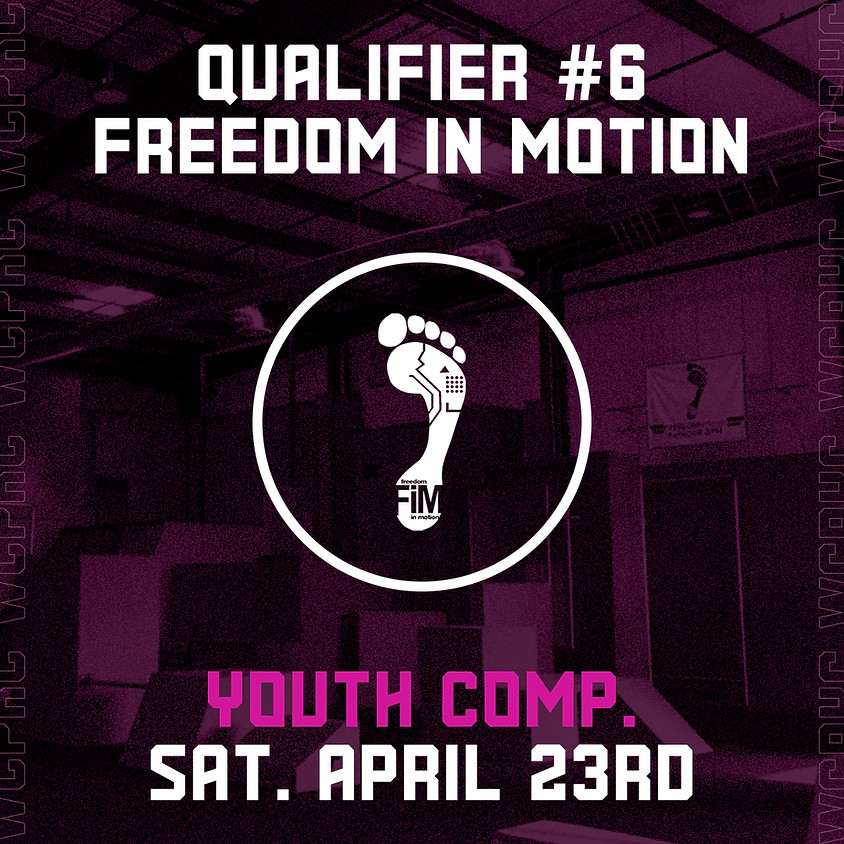 Freedom in Motion - Qualifier 6/8 (Youth Comp.)