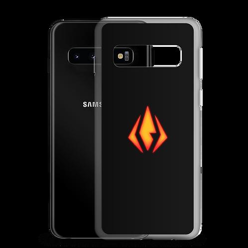 Cyberpunk Fire Nation Icon Samsung Case