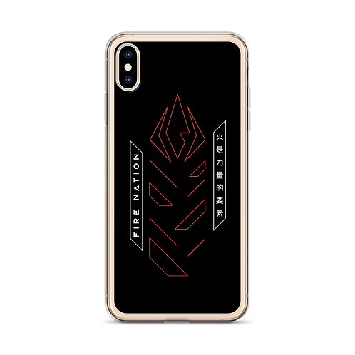Fire Nation Iphone Case