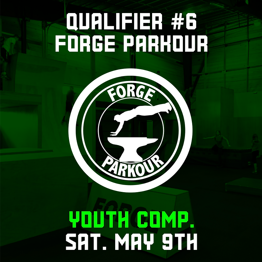 Forge Parkour - Qualifier 6/7 (Youth Comp.)