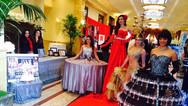 Red Carpet / Champagne Dress