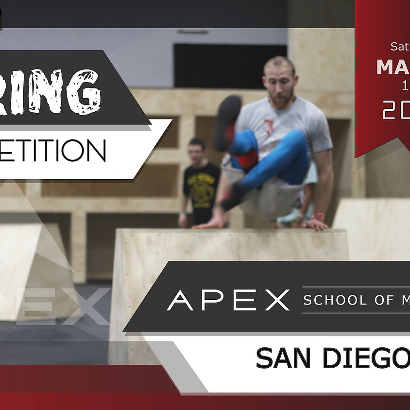 Competition 3: Apex Spring Competition