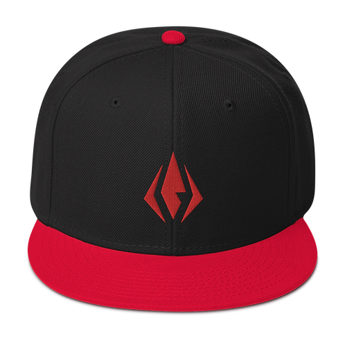 Avatar 2077 | Fire Nation Snapback Hat
