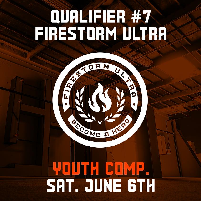 Firestorm Ultra - Qualifier 7/7 (Youth Comp.)