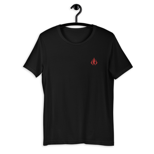 Avatar 2077 | Fire Nation Embroidered Tee