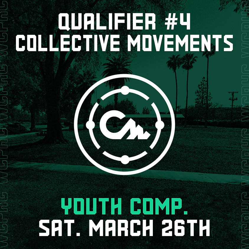 Collective Movements - Qualifier 4/8 (Youth Comp.)