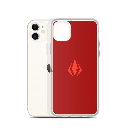 Fire Nation Icon iPhone Case