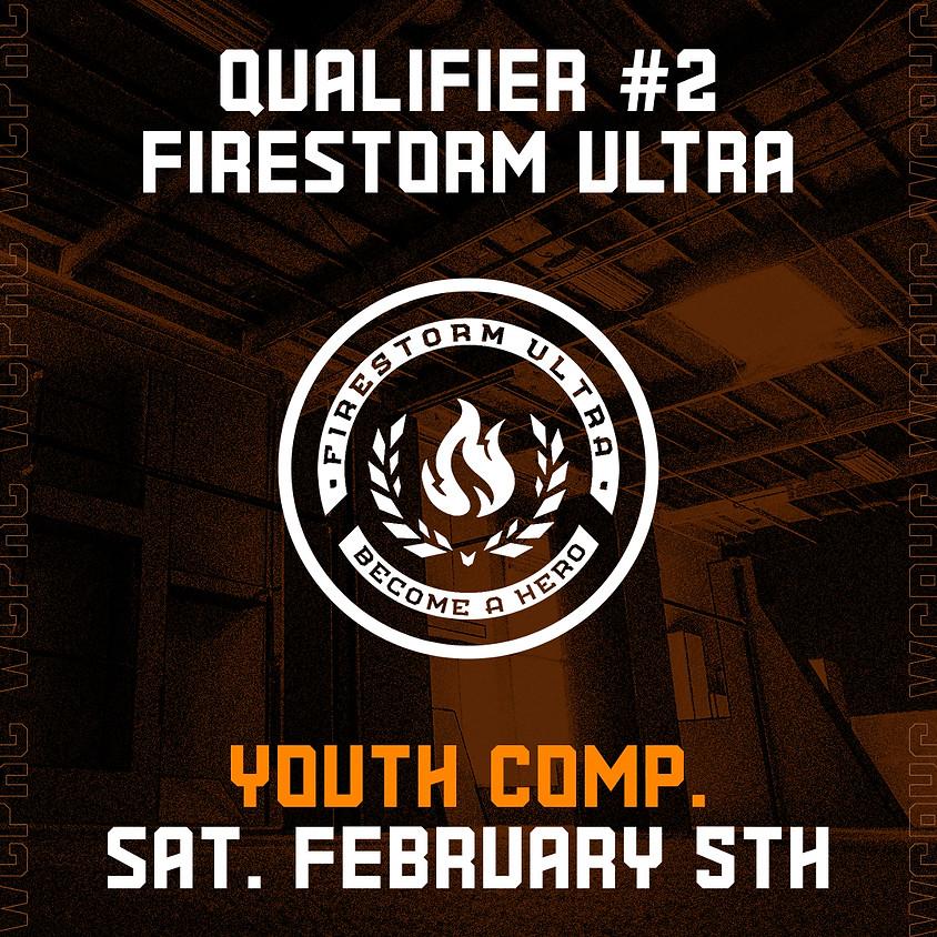 Firestorm Ultra - Qualifier 2/8 (Youth Comp.)