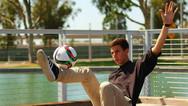 Soccer/Football Juggler