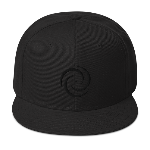 Avatar 2077 | Air Nomad Blackout Snapback Hat
